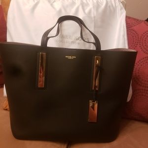 ❗Michael Kors Collection Large Jaryn Leather Tote